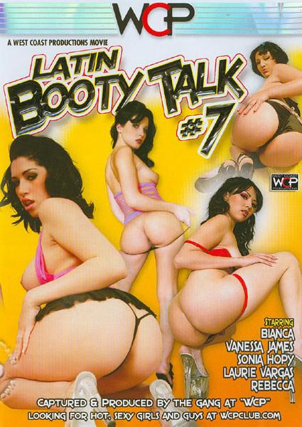 Latin Booty Talk #7 Box Cover