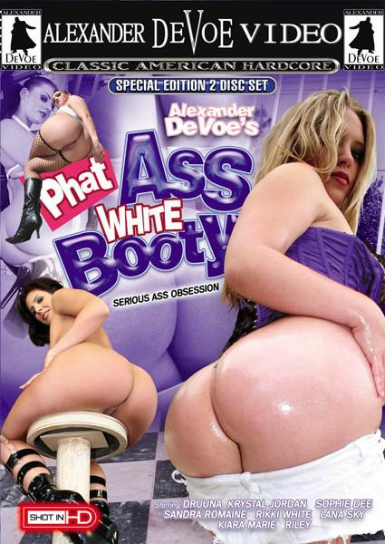 Phat Ass White Booty Box Cover