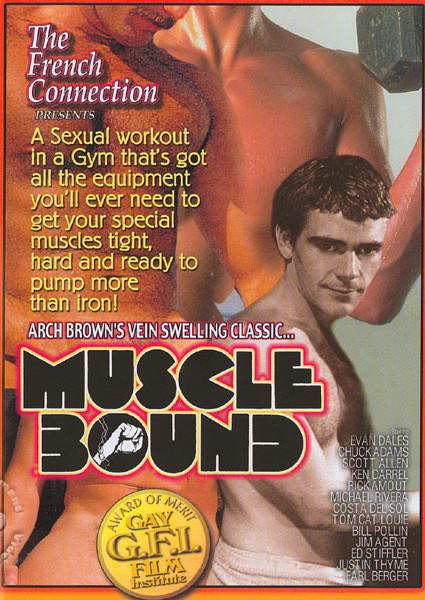 Muscle Bound Box Cover