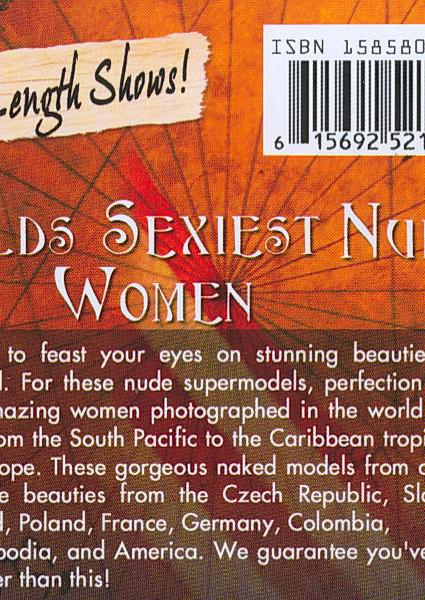 World's Sexiest Nude Women Box Cover