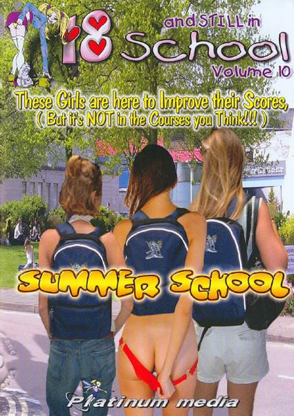 18 And Still In School Volume 10 - Summer School Box Cover
