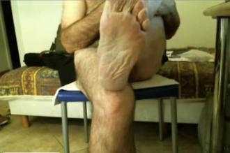 Coach Karl's Bare Feet and Solo Show Clip 1 00:01:40